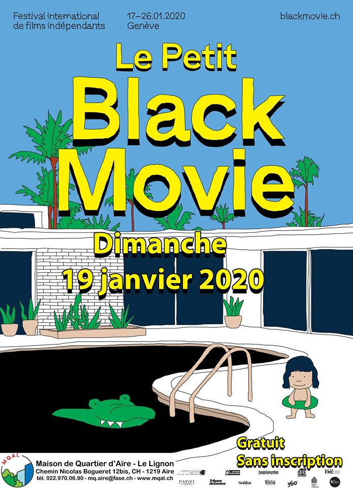 le Petit Black Movie2020
